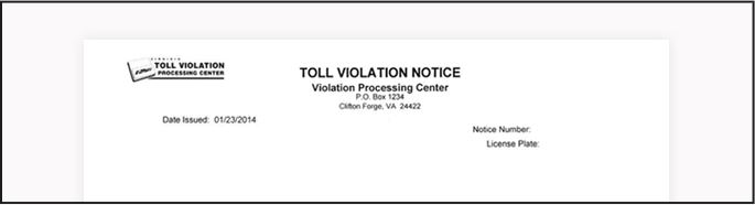 Pay Tolls & Invoices - Dulles Greenway